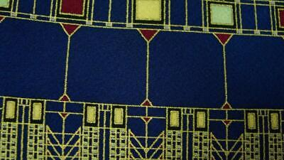 96b526c711df Frank Lloyd Wright Tree Of Life Blue Gold Art Silk Necktie Tie Hma0719