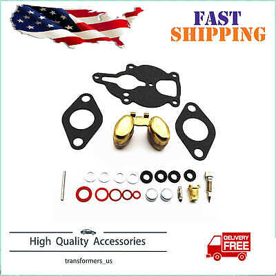 Carburetor /card Kit Fit For Wisconsin engine VH4D VHD TJD replaces LQ39 New