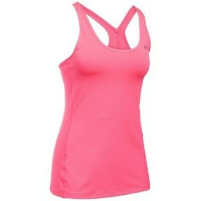 Under Armour Women's Tank Top Heatgear Racer 1271765