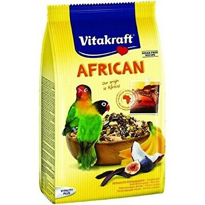 African Vitakraft Africian Small Parrot Food 750g