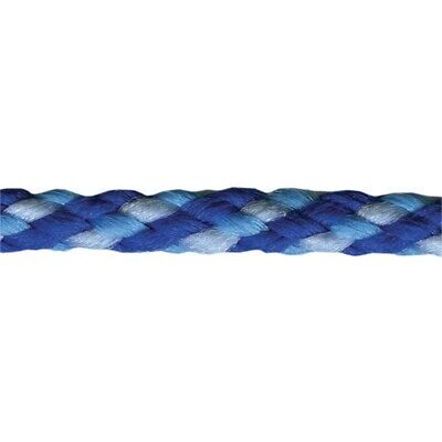 Bonnie Macrame Craft Cord 6mmx100yd-blueberry