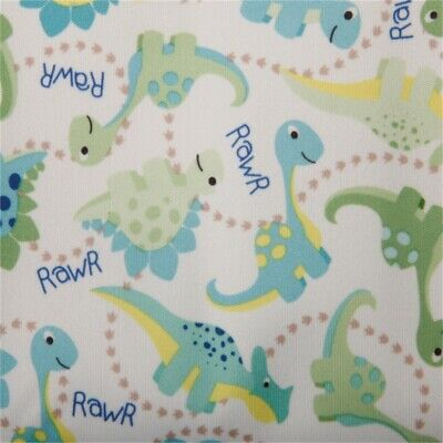 Crafts Cloth Diapers Price Per Fat Quarter 50x75cm Whales Pul Fabric For Nappies & Wetbags