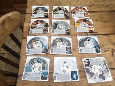 12 Various Action And Adventure Mixed Dvd Discs All Will Be Different Discs Only