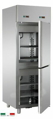 Mastercool Commercial Dual Temperature Fridge & Freezer -  Stainless Steel Up...