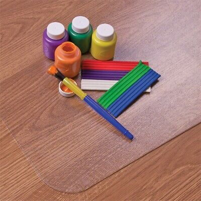 """Crafttex Polycarbonate Anti-slip Table Protector 20""""x36""""-"""