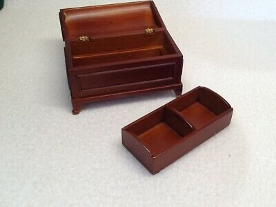 12th scale dolls house  chest/Trunk