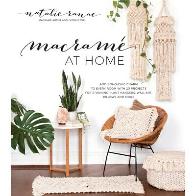 Page Street Publishing-macrame At Home