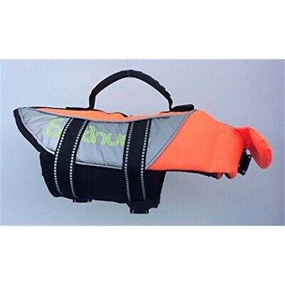 Petego Salty Dog Pet Life Vest Large-orange