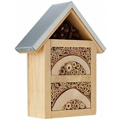 Natures Haven Garden Insect Box Sgl