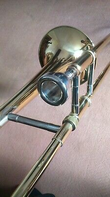 Thomann Startone Trombone With Case And Mouthpiece