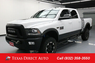 2017 Ram 2500 Power Wagon Texas Direct Auto 2017 Power Wagon Used 6.4L V8 16V Automatic 4WD Pickup Truck