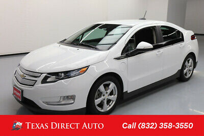 2015 Chevrolet Volt  Texas Direct Auto 2015 Used Automatic FWD Hatchback Premium OnStar