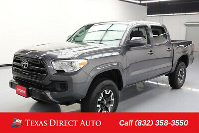 2016 Toyota Tacoma 4dr Double Cab 5.0 ft SB Texas Direct Auto 2016 4dr Double Cab 5.0 ft SB Used 2.7L I4 16V Automatic RWD