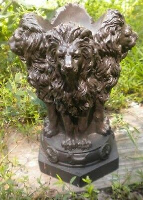 Latex rubber lion mold cement concrete plaster mould