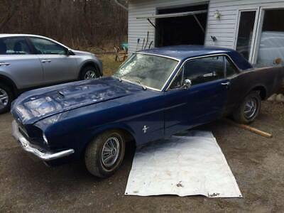 1966 Mustang Project 1966 Mustang Project