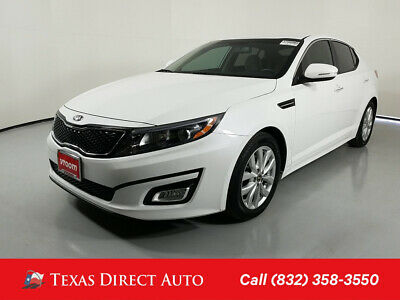 2015 KIA Optima LX Texas Direct Auto 2015 LX Used 2.4L I4 16V Automatic FWD Sedan