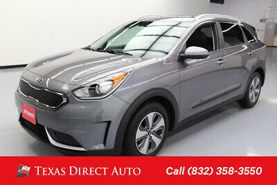 2018 KIA Niro LX Texas Direct Auto 2018 LX Used 1.6L I4 16V Automatic FWD SUV