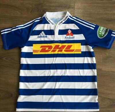 Western Province WP Rugby Union Shirt Top Size M, South Africa