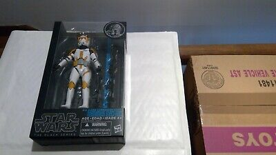 star wars black series # 14 commander cody 6 inch hasbro 6 pouces 15 CM