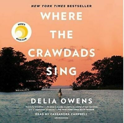 Where the Crawdads Sing By Della Owens (audio book, Download)