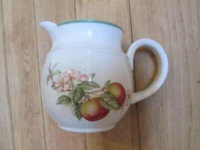 marks & spencer 'ashberry' 11 cm tall milk jug tableware, ex con