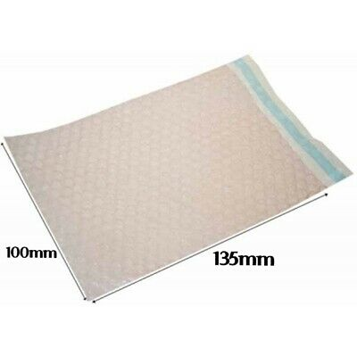 Megastore247 Bb1 Plain Bubble Mailing Bag Self Seal 100 x 135 In Pack Of 1000