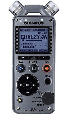Olympus LS-12 Linear PCM Recorder SALE!!! Don't Spend $135