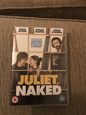 Juliet Naked DVD, Bought Brand New and In Excellent Condition, Region 2 UK