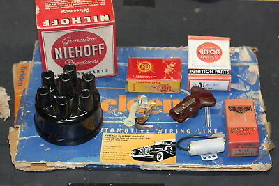 1936,1937,1938,1939,1940,1950,1947,1948,Plymouth Ignition Dis.Tune Up Kit Switch