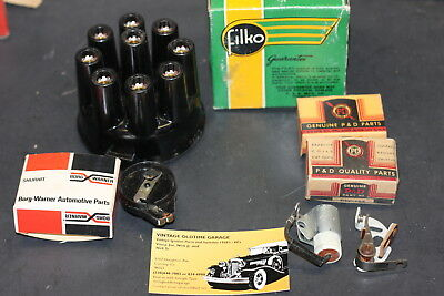 1936,1937,1938,1939,1940,1941,1942 Buick Ignition Distributor Tune up Kit