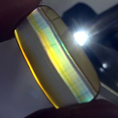 10ct Top Grade Rainbow IRIS AGATE ~Multi-Color Fire~ 1-of-a-kind ~100% Natural~