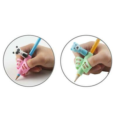Children Pencil Holder Pen Writing Aid Grip Posture Correction Tool Top correct
