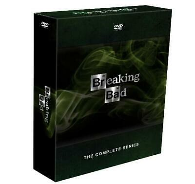 Breaking Bad The Complete Series Season 1 2 3 4 5 6 (1-6) DVD SET Region 1