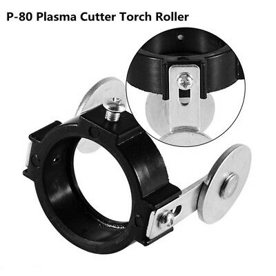 P80 Durable Plasma Chic Cutter Torch Roller Guide Wheel Pulleys Metalworking