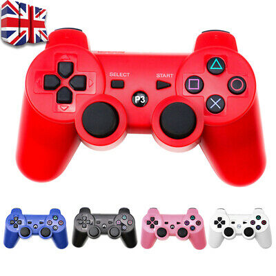 Wireless Bluetooth Controller Gamepad Joystick Joypad For PS3 5 Colors