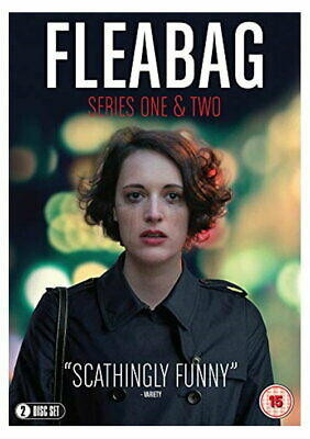 Fleabag Series 1 & 2 Box Set [DVD] [New DVD]