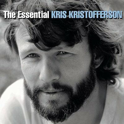 KRIS KRISTOFFERSON The Essential 2CD Best Of BRAND NEW