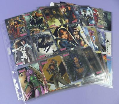 Women of Marvel Complete 81 Card Set - Rittenhouse 2008