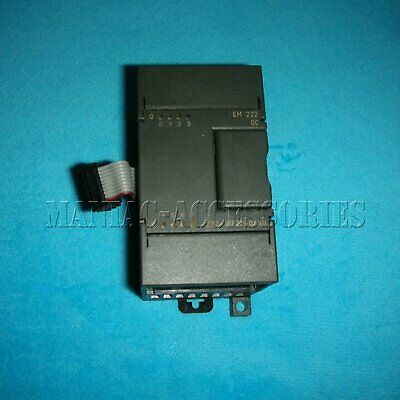 1PC used Siemens 6ES7222-1BF22-0XA0 module Tested It In Good Conditio