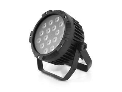 FLASH LED PAR 18x10W RGBW 4in1 IP65