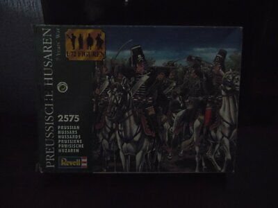 Hussards prussiens XVIIIé siècle - Revell - 1/72