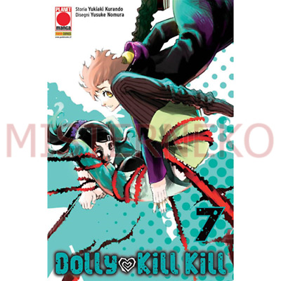 Manga - Dolly Kill Kill 7 - Panini Comics