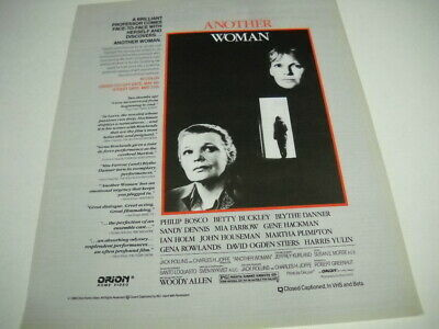 In Style; Batman Is At Home On November 10 Original 1989 Music Biz Promo Pster Ad Mint Fashionable