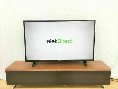 Techwood 50AO7USB 50 Inch Smart LED TV 1080p Full HD Freeview A+ Rated #216192