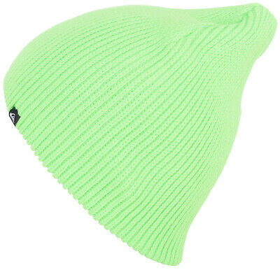 190905a73b5 QUIKSILVER PREFERENCE REVERSIBLE Beanie Kid s Sz Youth -  14.95 ...