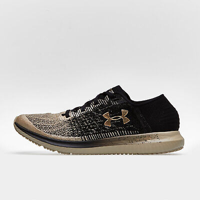 Under Armour Mens UA Threadborne Blur Running Shoes Footwear Trainers Black