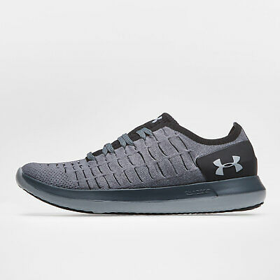 Under Armour Mens Speedform Slingride 2.0 Running Shoes Footwear Trainers Grey
