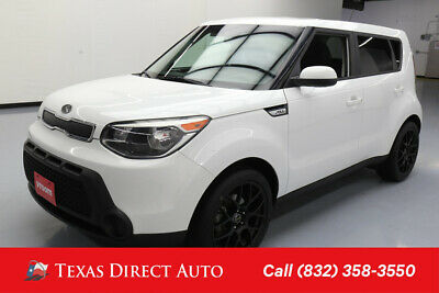 2015 KIA Soul  Texas Direct Auto 2015 Used 1.6L I4 16V Manual FWD Hatchback