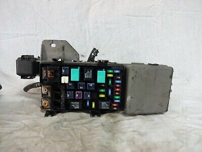 04 05 06 2004 2005 2006 Acura TL Engine Fuse Box Relay Relay Junction Acura Tl Fuse Box on