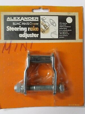 "For Mini Classic : Steering rake (rack) adjuster from ""ALEXANDER"""